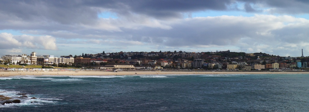 Bondi sewer pipe
