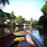 Borneo River