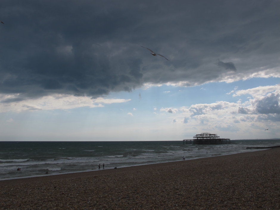 Brighton, the second pier