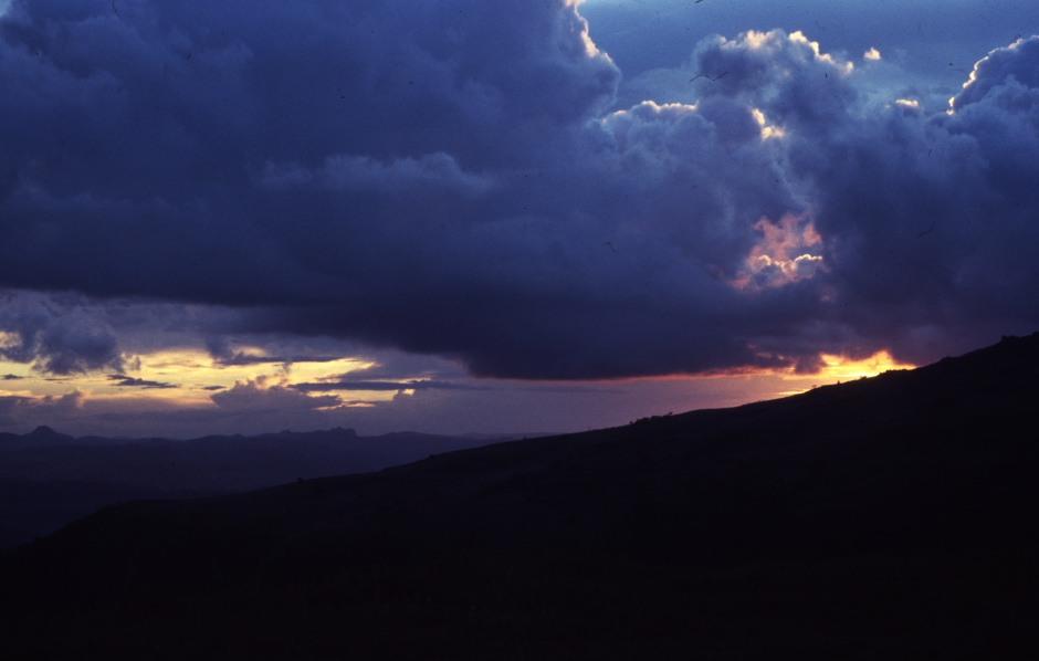 Inyanga sunset