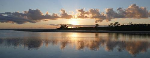 Sunrise Deep Creek
