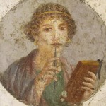 A Pompeii beauty