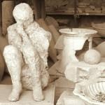 Pompeii hollow man