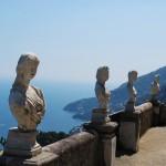 Ravello infinite terrace