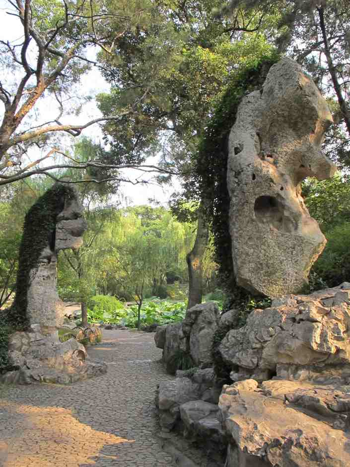 Garden of Humble Administrator, Tai Rocks