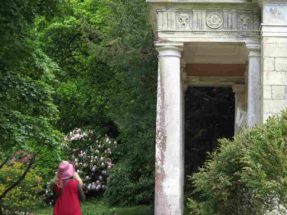 Stourhead, Temple of Flora