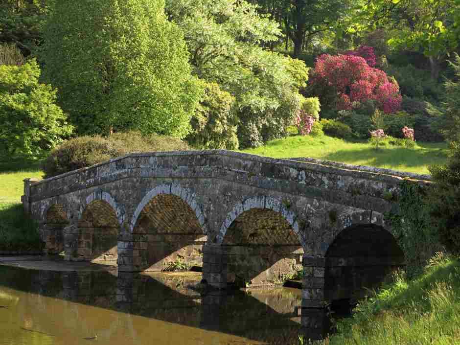 Stourhead, bridge