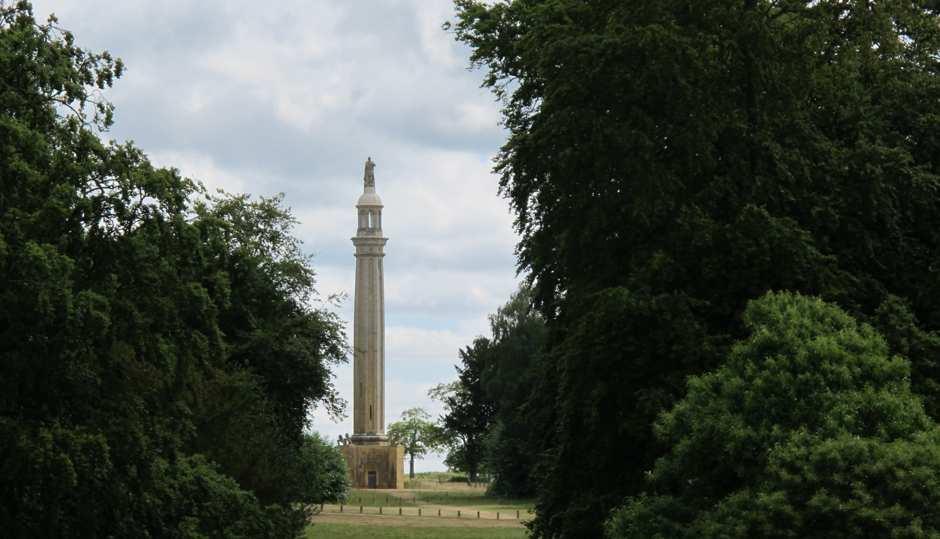 Stowe , Lord Cobham memorial