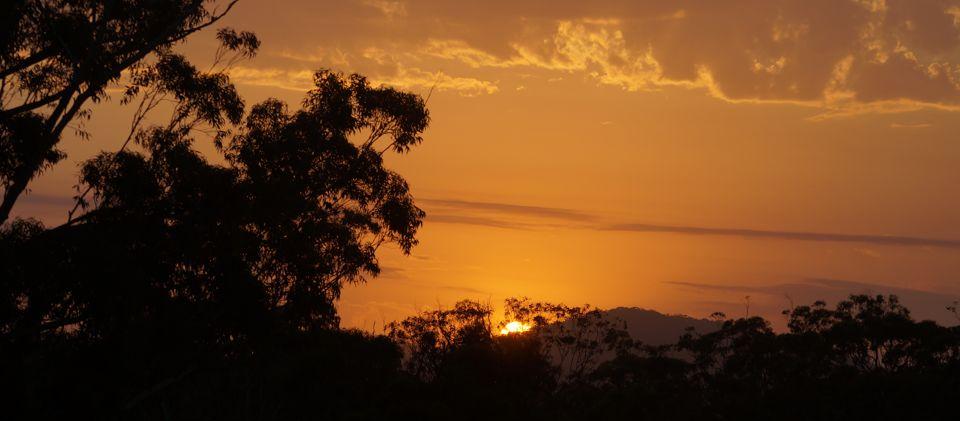 Sunset 21 Jan