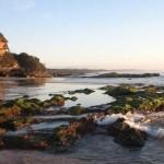 Middle Beach, Valla