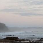 Sea mist, Valla Beach, Fisherman