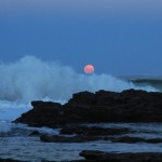 Valla Beach,Moon's perigee