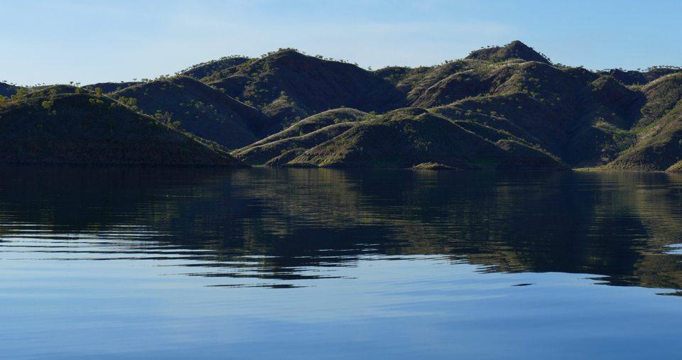 Lake Argyll hills