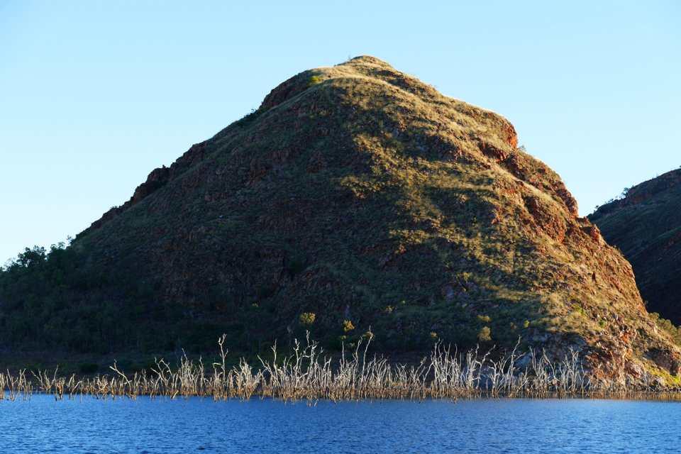 Lake Argyll island1