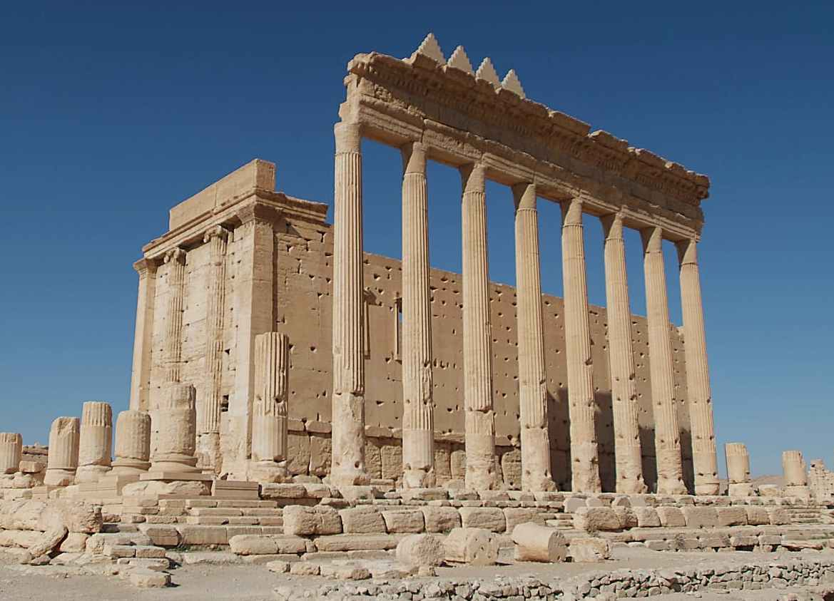 Temple of Bel_Palmyra