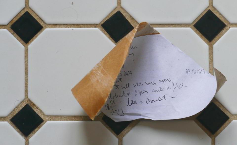 Loo roll poem