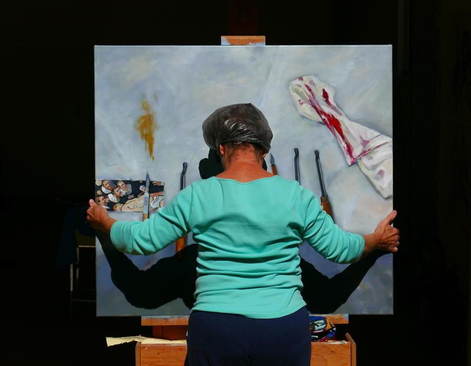 Artist still life1