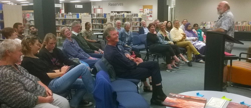 Reading, Coffs library 14 sept 2016