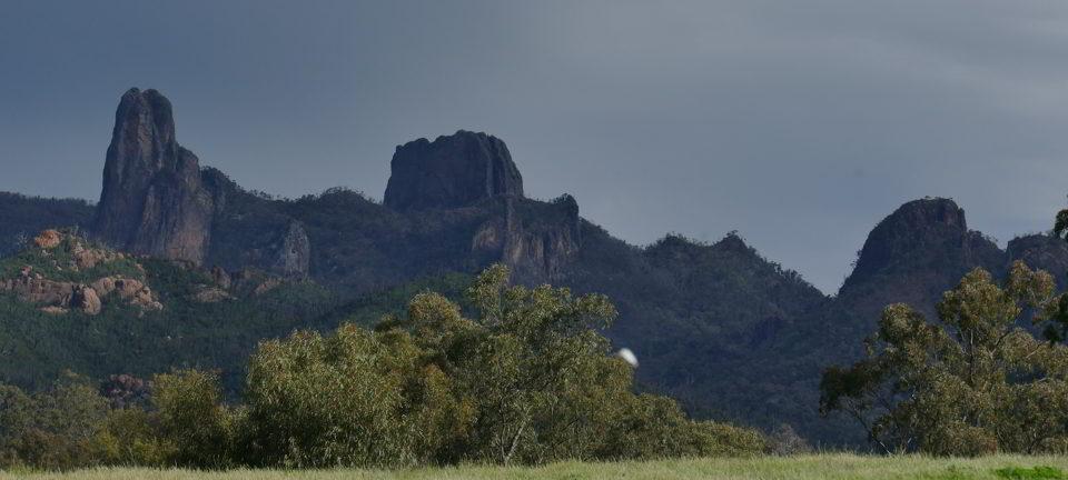 The Grand High Tops, Warrumbungles
