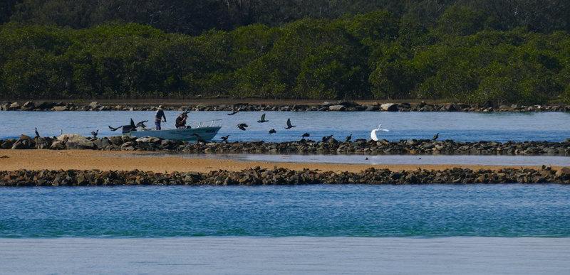 Fishermen Bellinger, Urunga