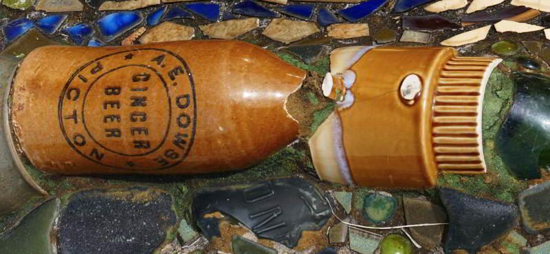 Mural_Ginger beer