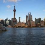 Shanghai the new look