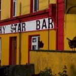 Closed up pub