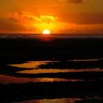 Dawn, summer Valla
