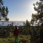 Jagun meets the sea