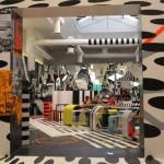 Venice Biennale, a highlight, the cafe