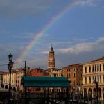 Venice, Rialto Rainbow