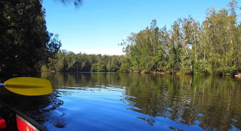 Warrell Creek canoing1_sm