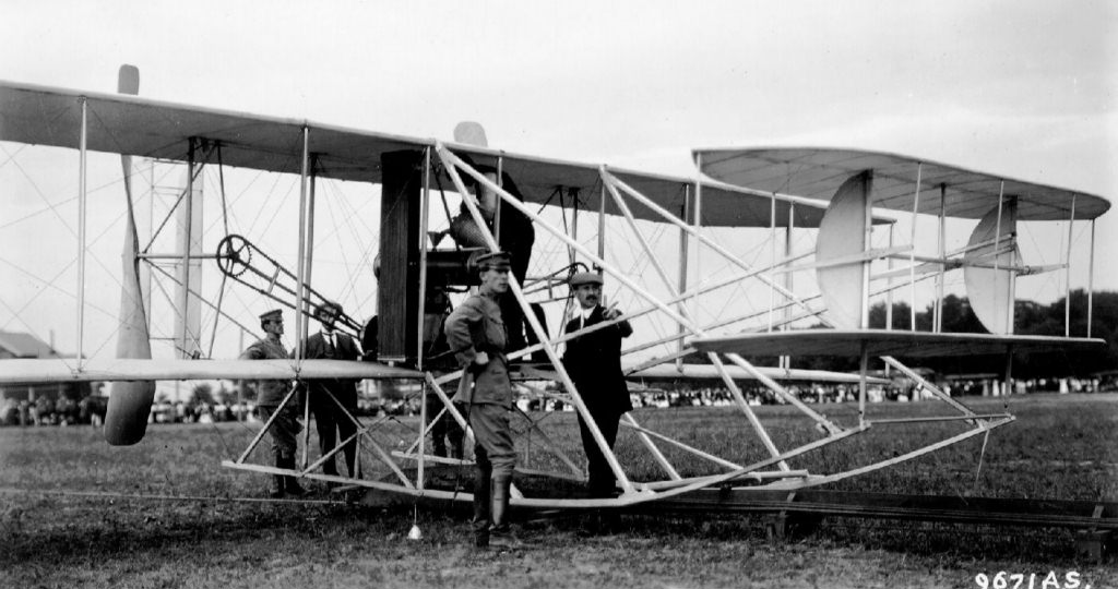 1909_Wright Military Flyer