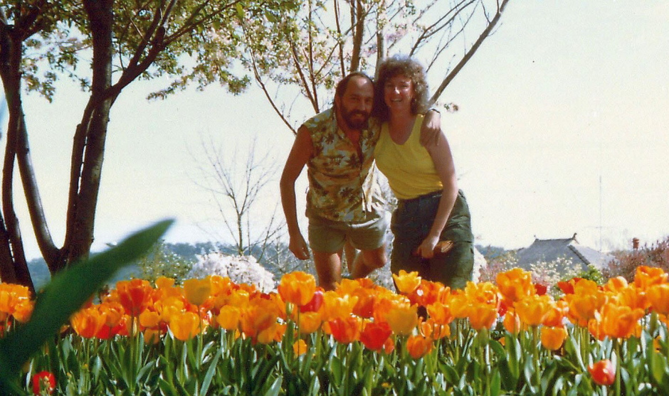 Our first weekend, Bowral Tulip Festival