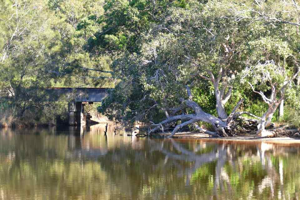 03 28_Jagun Oyster Lagoon_railbridge