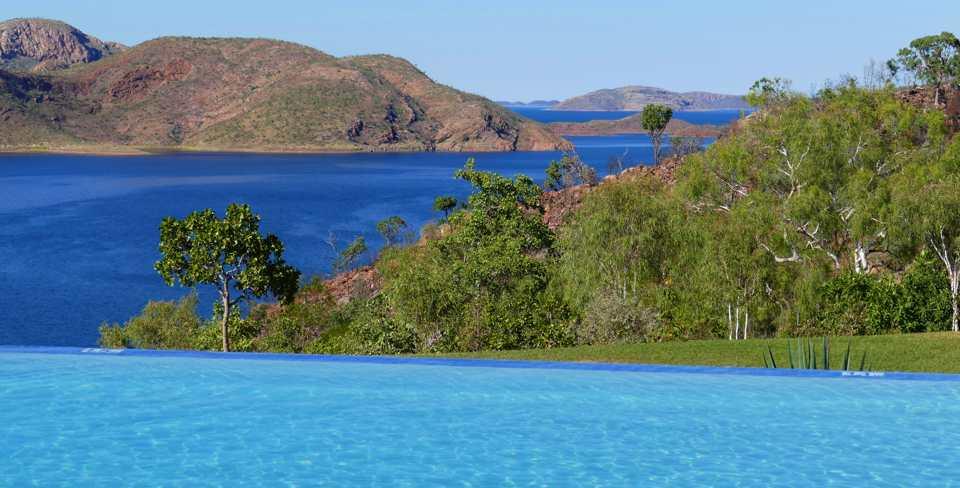 Lake Argyll pool