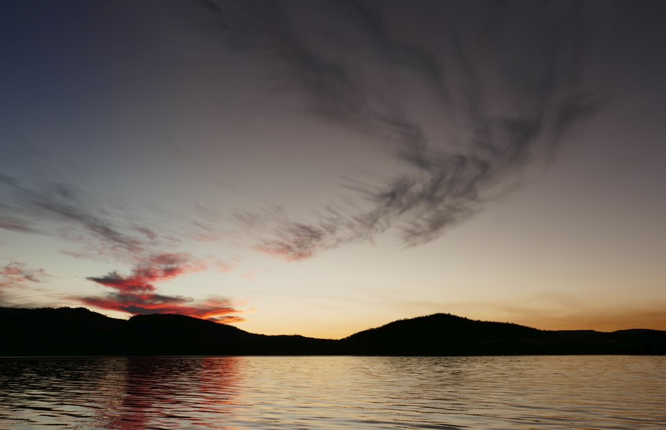 Lake Argyll sunset4