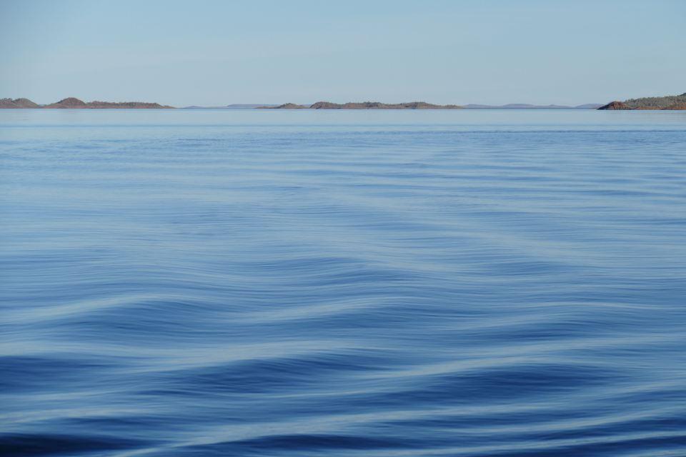 Lake Argyll water