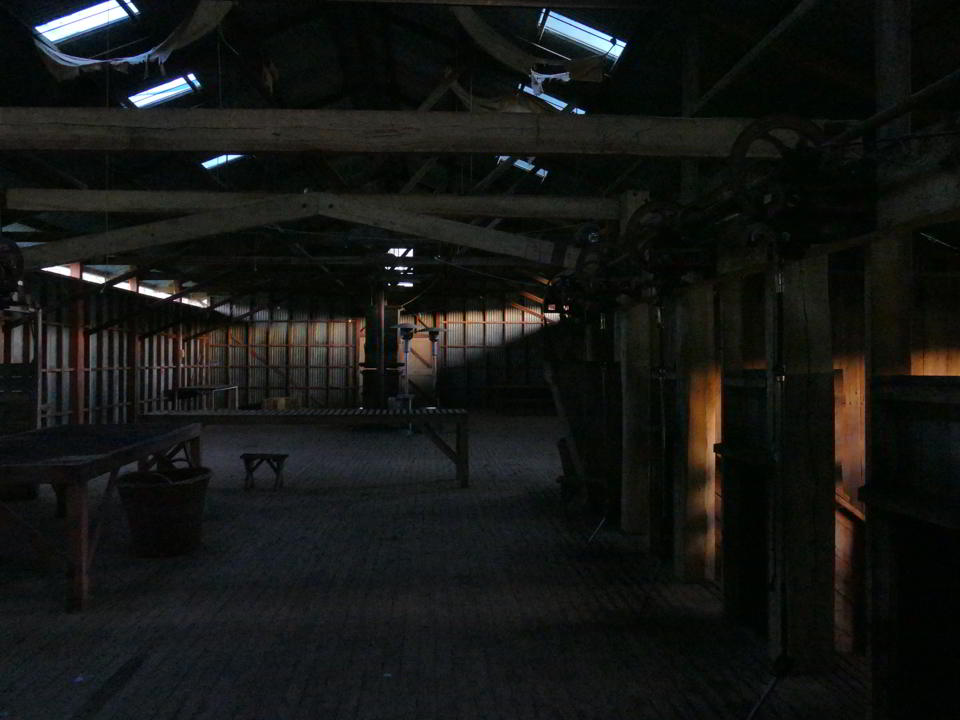 Photo of Eos out west, the Woolshed