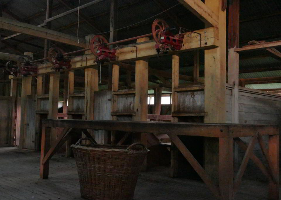 Woolshed, Eos3