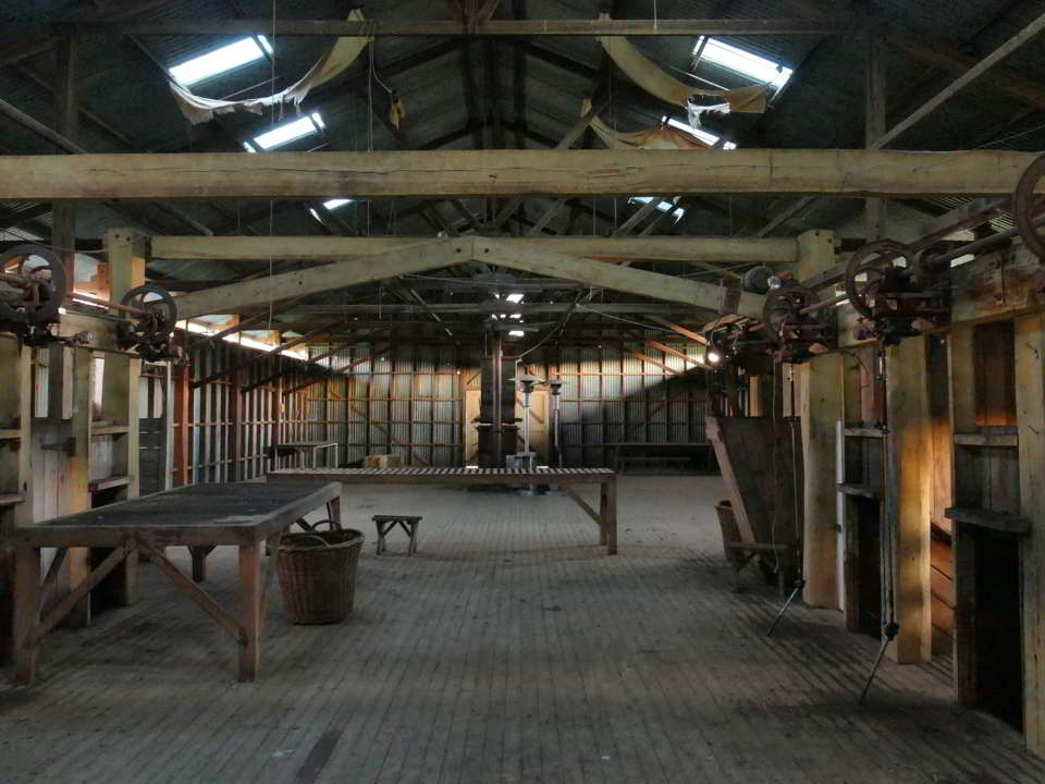 Woolshed, Eos5